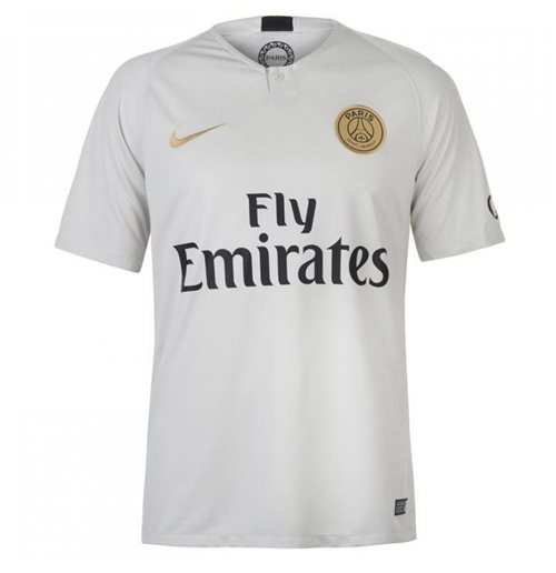2018-2019 PSG Away Nike Football Shirt