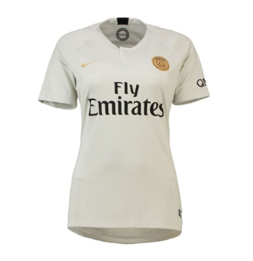 8f9b7fecee7 Buy Official 2018-2019 PSG Away Nike Womens Football Shirt