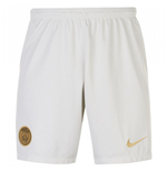 2018-2019 PSG Nike Away Shorts (Grey)