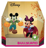Disney Gift Box with 2 Figures Micky Halloween 8 - 10 cm