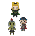Thor Ragnarok Plush Figure 20 cm Display (6)