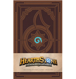 Hearthstone: Heroes of Warcraft Hardcover Ruled Journal Logo