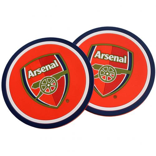 Arsenal F.C. 2pk Coaster Set