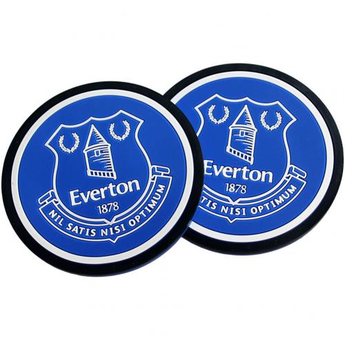 Everton F.C. 2pk Coaster Set