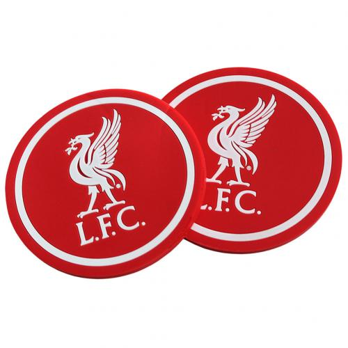 Liverpool F.C. 2pk Coaster Set