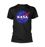Nasa T-shirt Insignia Logo (BLACK)