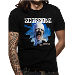 Scorpions The - Blackout - Unisex T-shirt Black