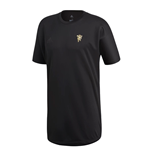 2018-2019 Man Utd Adidas Seasonal Specials Tee (Black)