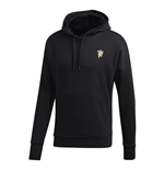 2018-2019 Man Utd Adidas Seasonal Specials Hoodie (Black)