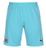 2018-2019 Newcastle Third Football Shorts (Blue)