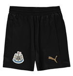 2018-2019 Newcastle Home Football Shorts (Kids)