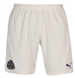 2018-2019 Newcastle Away Football Shorts (White)