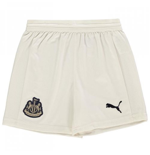 2018-2019 Newcastle Away Football Shorts (Kids)