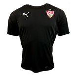 2018-2019 VFB Stuttgart Puma Training Jersey (Black)