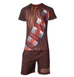 Star Wars -  Han Solo - Chewbacca Men's Shortama
