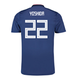 2018-19 Japan Home Shirt (Yoshida 22) - Kids