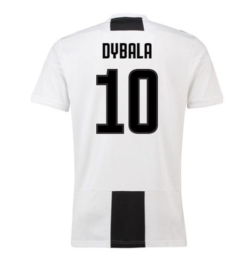 d9c2482e8a67 Buy Official 2018-19 Juventus Home Shirt (Dybala 10) - Kids