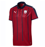 2018-2019 Bordeaux Puma Third Shirt