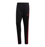 2018-2019 Man Utd Adidas Training Pants (Black) - Kids