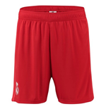 2018-2019 Real Madrid Adidas Third Shorts (Red)