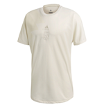 2018-2019 Real Madrid Adidas SSP Tee (Cream)