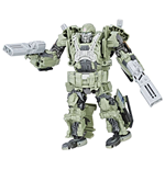 Transformers The Last Knight Premier Edition Voyager Class Action Figure Autobot Hound 15 cm