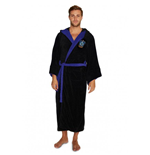 Harry Potter Fleece Bathrobe Ravenclaw