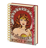 Wonder Woman Notebook En L'honneur de Case (10)