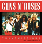 Vynil Guns N' Roses - Transmissions - Rare Radio And Tv Broadcast