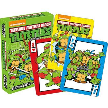 71a439ef15373 Nickelodeon TEENAGE MUTANT NINJA TURTLES TMNT Playing Cards