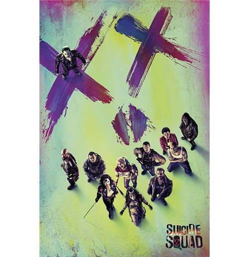 Suicide Squad Poster 310466