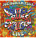 Vynil Joe Bonamassa - British Blues Explosion Live (3 Lp)