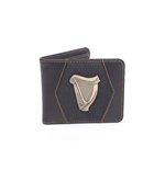 Guinness - Metal Badge Bifold Wallet