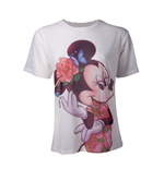 Disney - Minnie Mouse Sublimation Printed Women's T-shirt