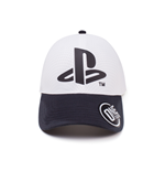 Playstation - Logo Seamless Curved Bill Cap