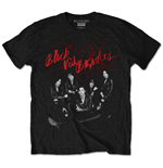 Black Veil Brides Men's Tee: Wounded (Retail Pack)