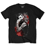 Black Veil Brides Men's Tee: Inferno (Retail Pack)
