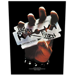 Judas Priest Back Patch: British Steel