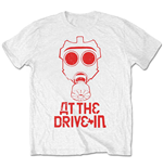 At The Drive In Men's Tee: Mask (Retail Pack)