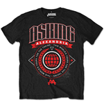 Asking Alexandria Men's Tee: This World (Retail Pack)