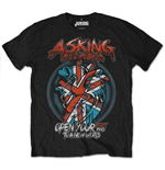 Asking Alexandria Men's Tee: Heart Attack (Retail Pack)