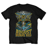 August Burns Red Men's Tee: Dove Anchor (Retail Pack)