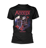 Accept T-shirt Metal Heart 1