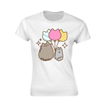 Pusheen T-shirt Balloons (WHITE)