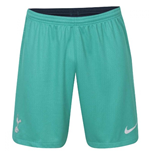 2018-2019 Tottenham Third Nike Football Shorts (Green)