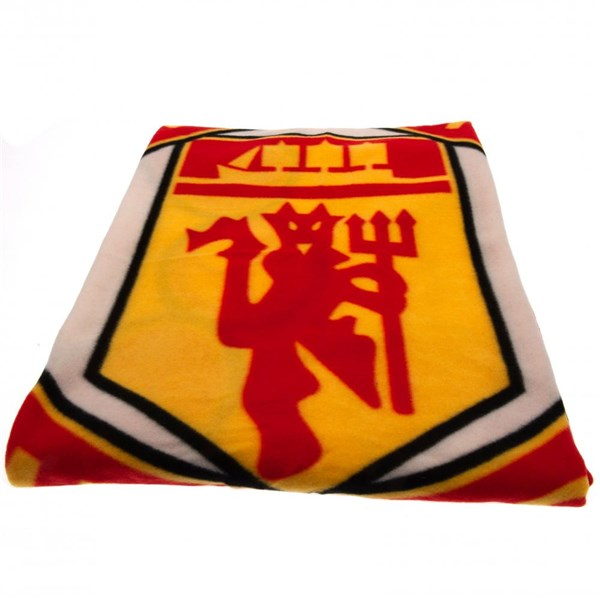 Manchester United F.C. Fleece Blanket PL