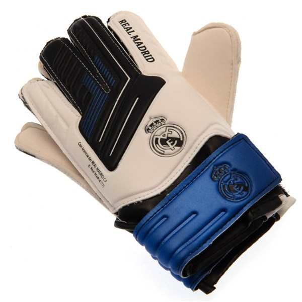 Real Madrid F.C. Goalkeeper Gloves Kids