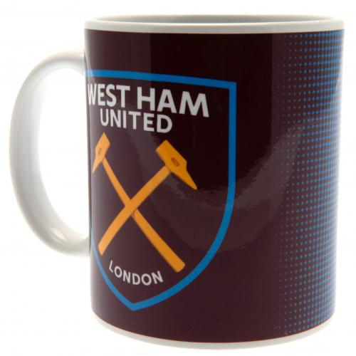 West Ham United F.C. Mug HT