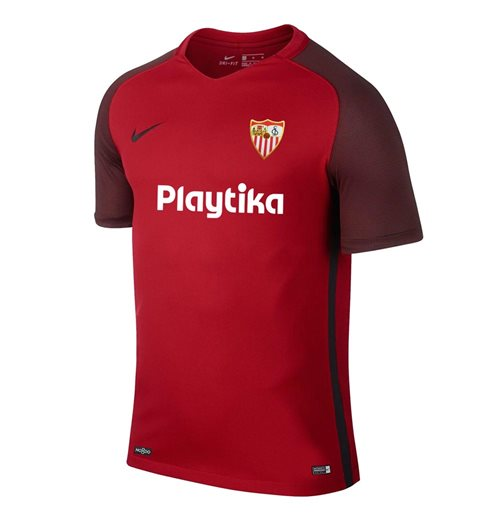 2018-2019 Sevilla Away Nike Football Shirt