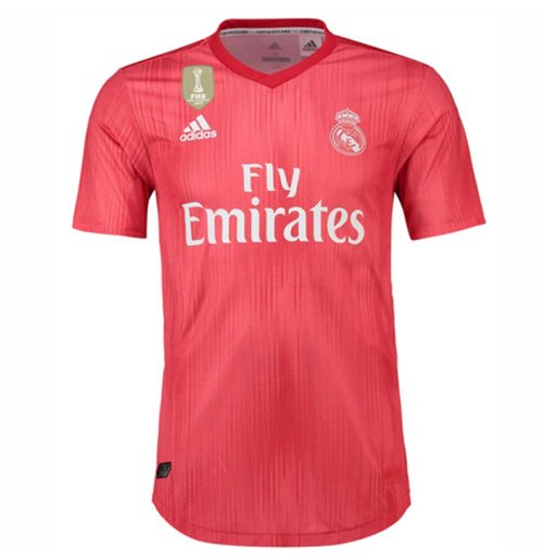 a3023497a00 Buy 2018-2019 Real Madrid Adidas Authentic Third Football Shirt